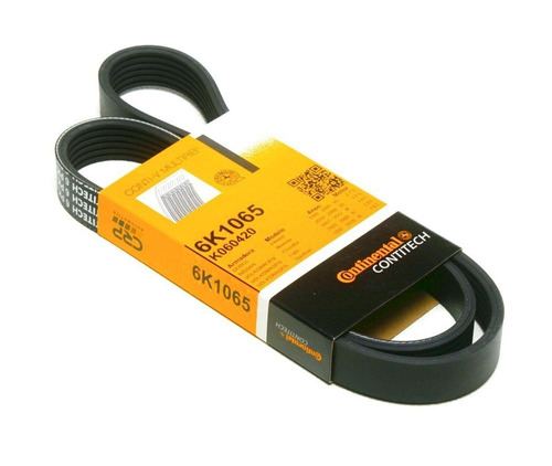 banda accesorios crossfox 2012 4 cil 1.6 contitech 6k1065