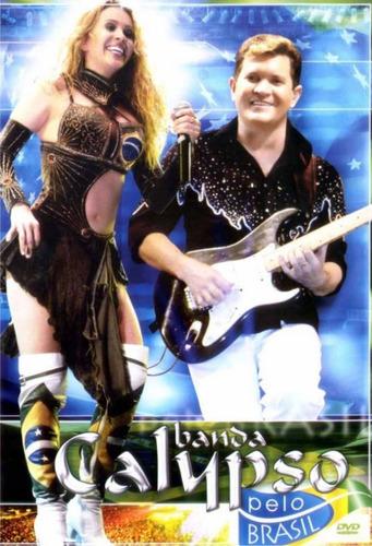 banda calypso pelo brasil dvd