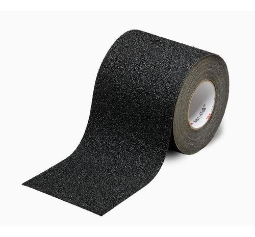 banda cinta antideslizante autoadhesiva negra 50mm x 18mts