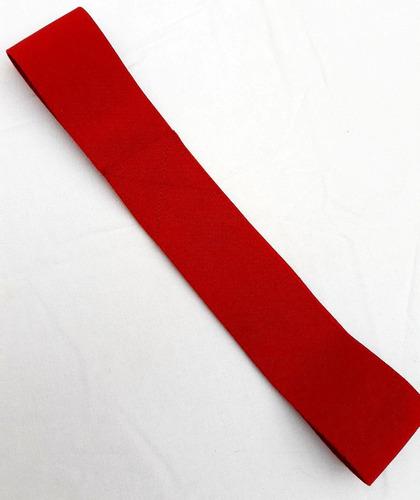 banda circular elástica de tela paquete con 3 tensiones
