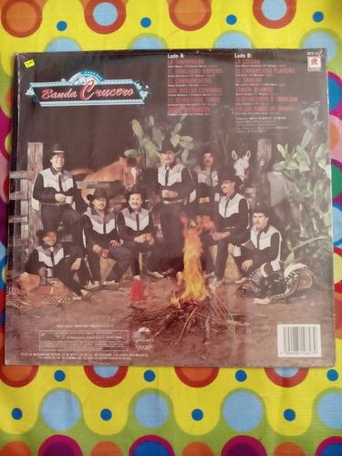 banda crucero lp 1991  la tamborera