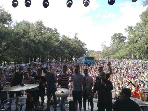 banda cumbia cuarteto salsa show musical fiesta eventos vivo