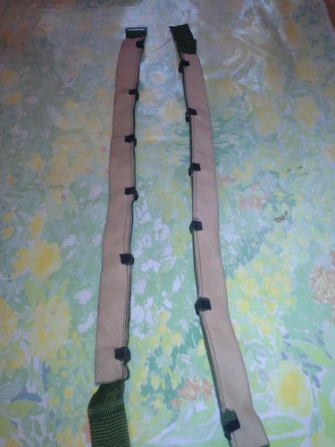 banda de ajuste con clip de fijacion incluida de casco m1