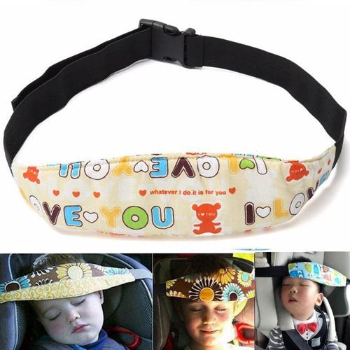 banda de asiento de seguridad para la cabeza del bebé