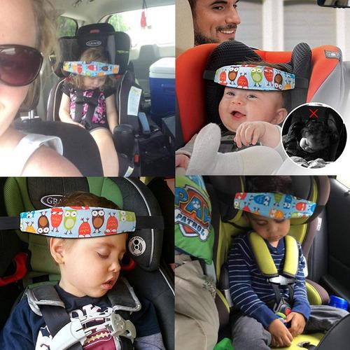 banda de asiento para la cabeza del bebé generic,