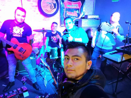 banda de covers rock