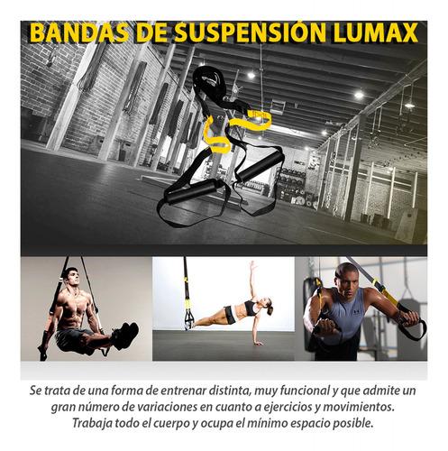 banda de ejercicios suspension fitnessy crossfit metinca