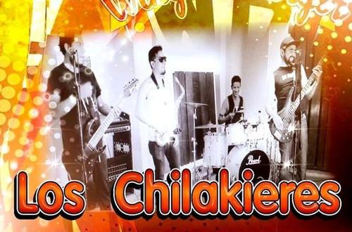 banda de rock q toka de todo para tu fiesta mandanos watts