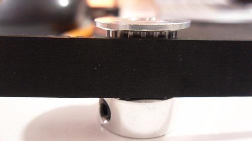banda dentada 2gt o gt2 10mm ancho cnc reprap