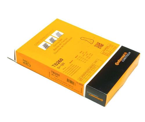 banda distribucion pointer 2004 4 cil 1.8 contitech tb260