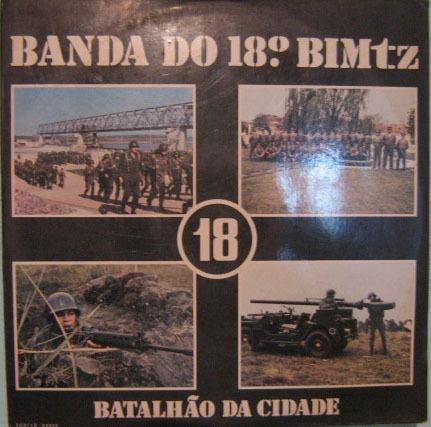 banda do 18º bimtz - batalhão da cidade