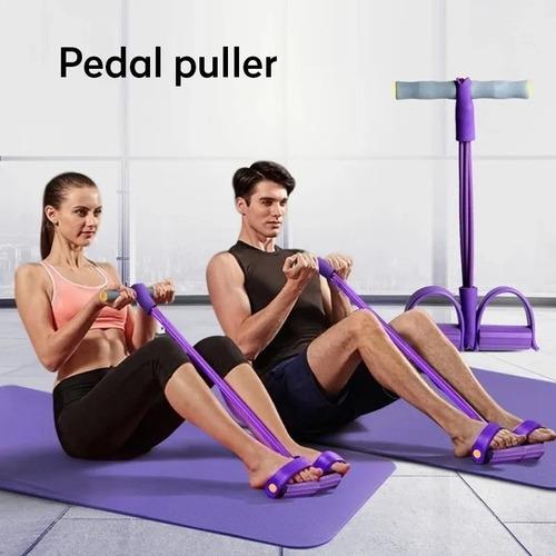 banda elástica de resistencia tipo pedal ejercicio / lhua
