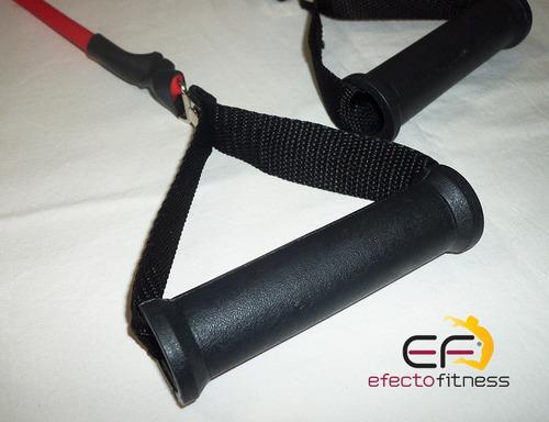 banda elástica funcional bandas