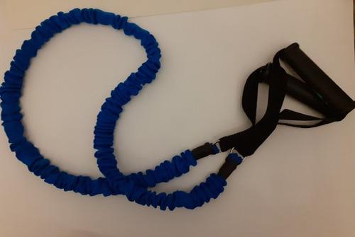 banda elástica larga manijas reforzada de látex goma forrada
