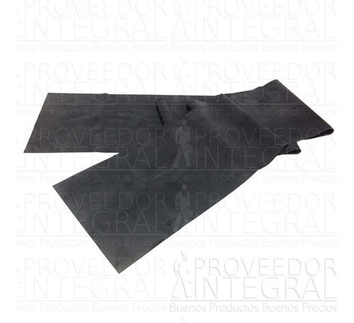 banda elástica nivel5 negra tensión super alta 1.5mt teraban