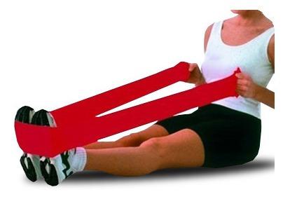 banda elastica teraband fisioterapia pura+