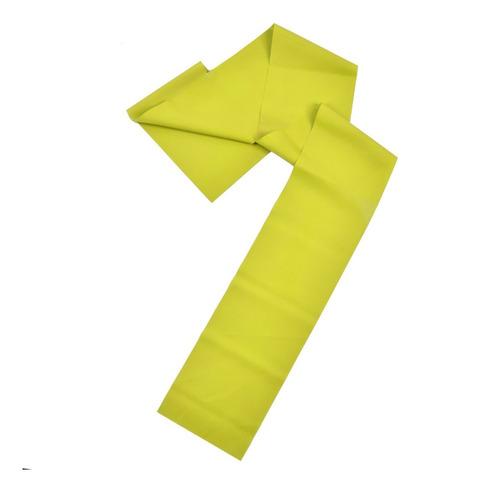 banda elastica tiraband tension baja yoga pilates extensor