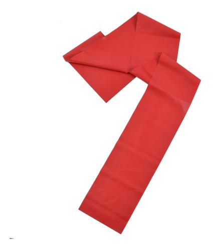 banda elastica tiraband tension intermedia yoga pilates