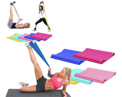 banda elástica yoga