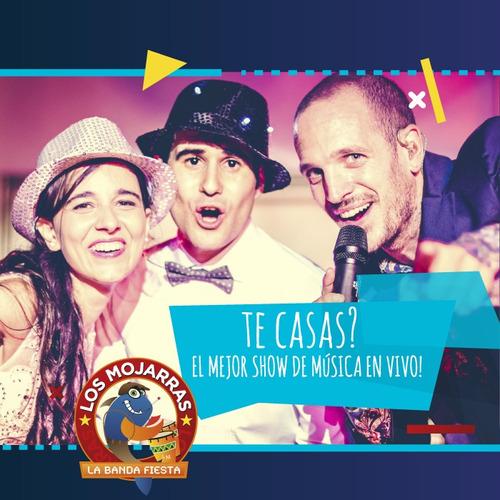 banda en vivo para fiestas show de covers cumbia cuarteto