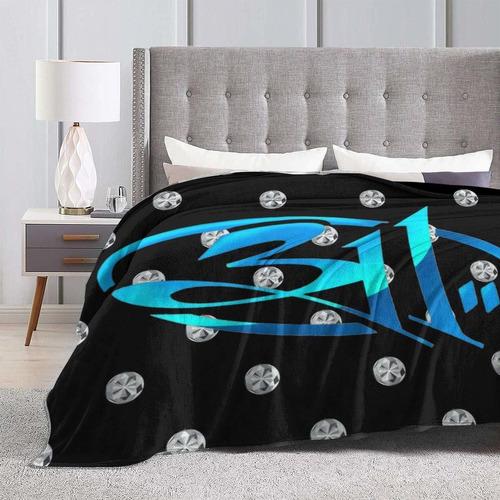 banda franela polar edredón manta para cama sofá sof...