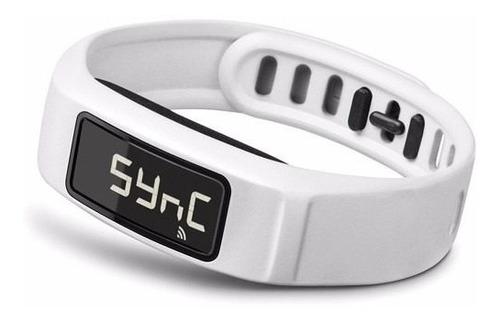 banda inteligente garmin vivofit 2 fitness smart band blanca