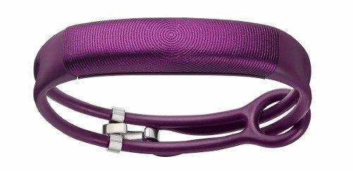 banda intelligente jawbone up2 monitoreo de ejercicio morado