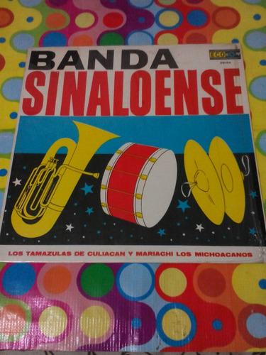 banda la sinaloense lp los tamazulas de culiacan 1973