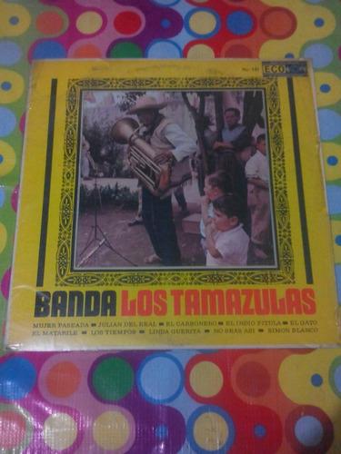 banda los tamazulas lp mujer paseada 1966