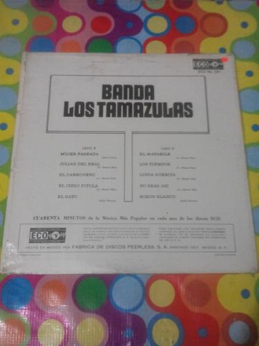 banda los tamazulas lp mujer paseada 1966 r