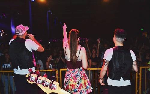 banda para eventos entonados cumbia fiestas show