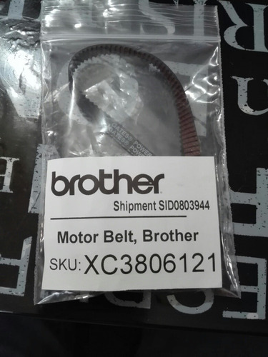 banda para maquina de coser brother
