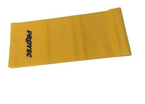 banda plana / tiraband tension baja  proyec rota deportes
