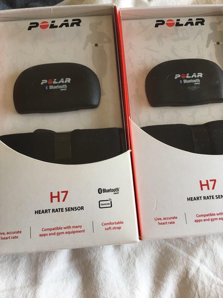 Polar h7 user manual