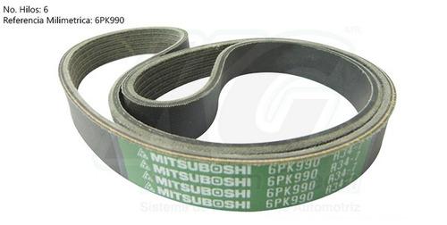 banda poly-v acura el l4 1.7 2001 2002 2003 2004 2005 xkp