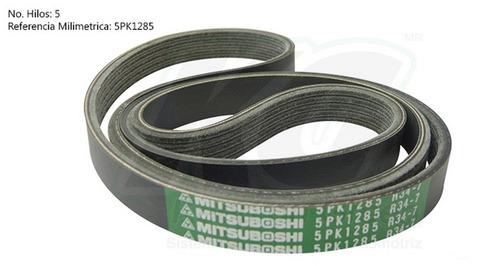 banda poly-v infiniti qx4 v6 3.3 1997 98 99 2000 compres xkp