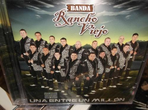 banda rancho viejo una entre un millon cd sellado