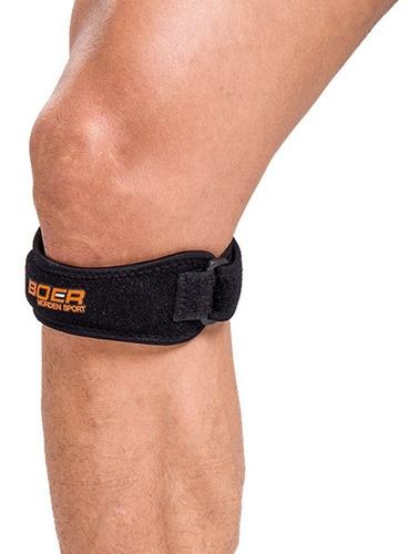 banda rotuliana ajustable a cualquier rodilla