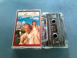 banda sonora, cassette