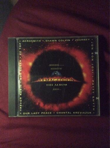 banda sonora original de armaggeddon