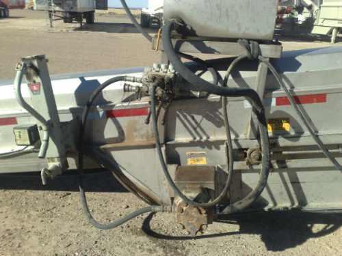 banda transportador de acero inoxidable año 2006 4355