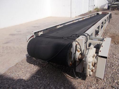 banda transportadora 30x30 electrica motor 10hp