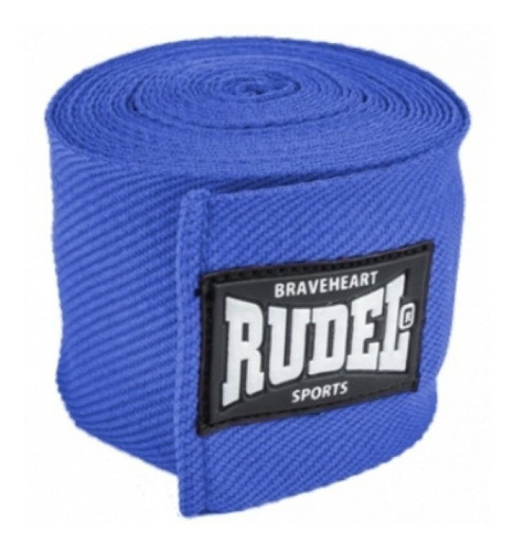 bandagem elastica 3m profissional - rudel mma muay thay boxe