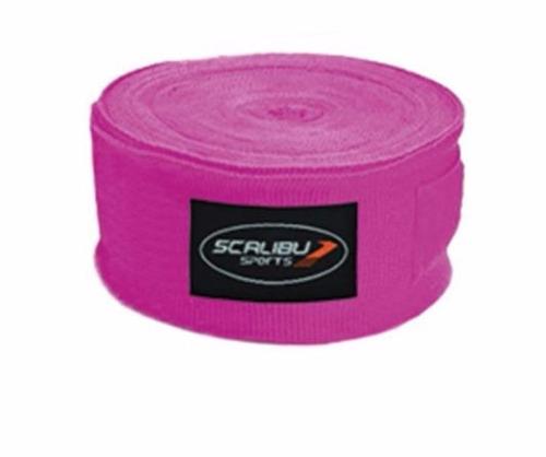 bandagem elástica 3m x 5cm scalibu sport