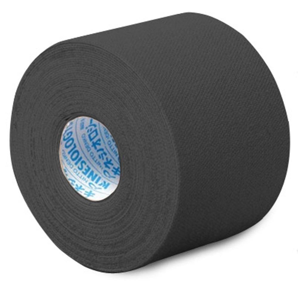 5af9ac42d2 bandagem elástica adesiva kinesio kinesiology 5m x 5cm preta. Carregando  zoom.