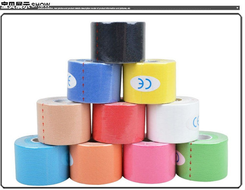 bandagem elástica adesiva -kinésio tape