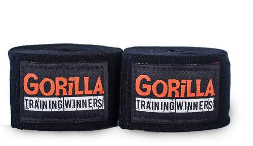 bandagem elástica profissional gorilla 3 metros (atadura)