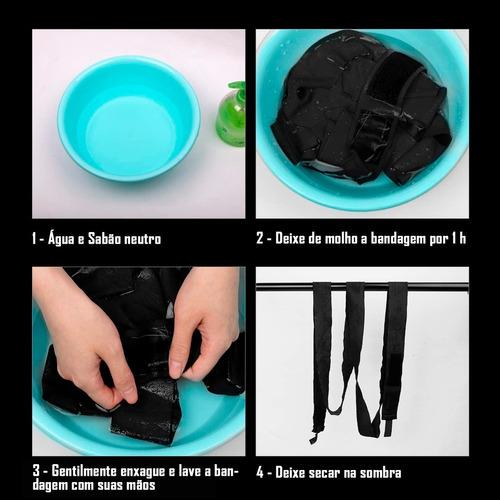 bandagem elasticá spank - 5 metros