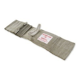 Bandagem Israelense Com Barra De Pressão 6pol  (15cm)  Ifak