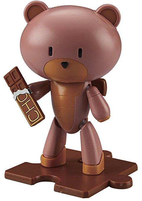 Bandai Hobby 1144 Agridulce En Marron Y Chocolate Construir - Marron-y-chocolate